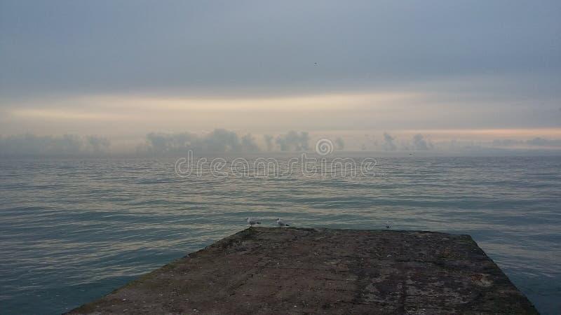 Fartygturer, som kommer med hälsa, ny luft på kusten, arkivbilder