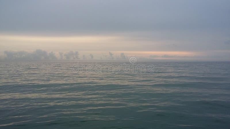 Fartygturer, som kommer med hälsa, ny luft på kusten, royaltyfri bild