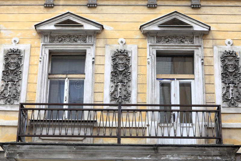 Fasada budynek obraz stock