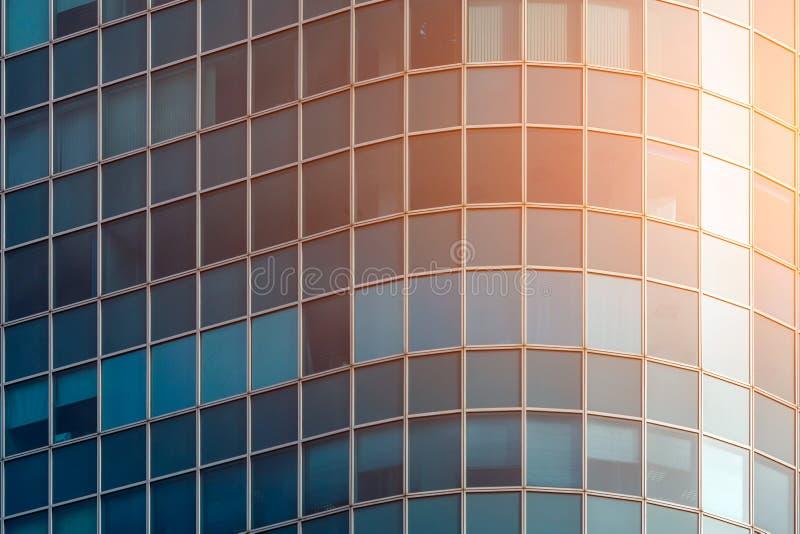 fasada nowożytny kondygnacja wieżowiec fotografia royalty free