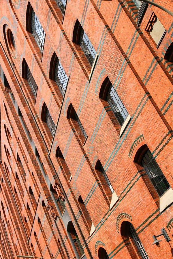 Download Fasada W Speicherstadt W Hamburg Obraz Stock - Obraz złożonej z officemates, blok: 28963435