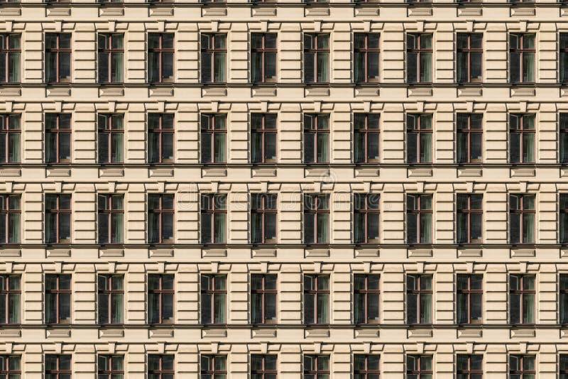 Fasadmodell arkivbilder