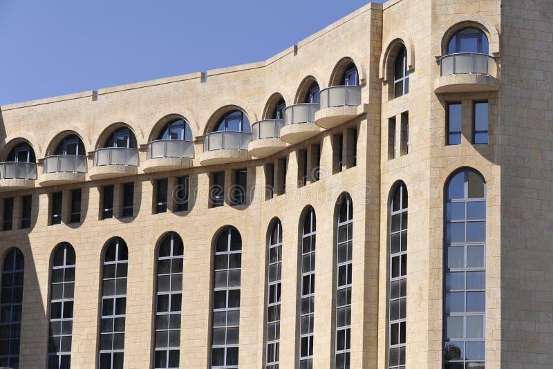 fasadowy hotel zdjęcia stock