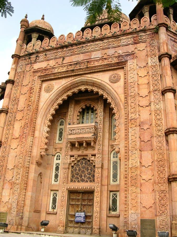 fasadowy muzeum. obrazy royalty free