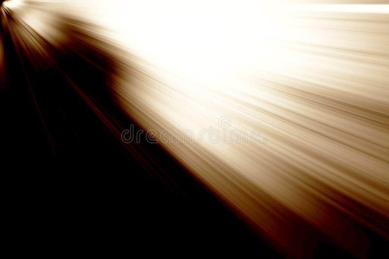 Fasci luminosi fotografia stock
