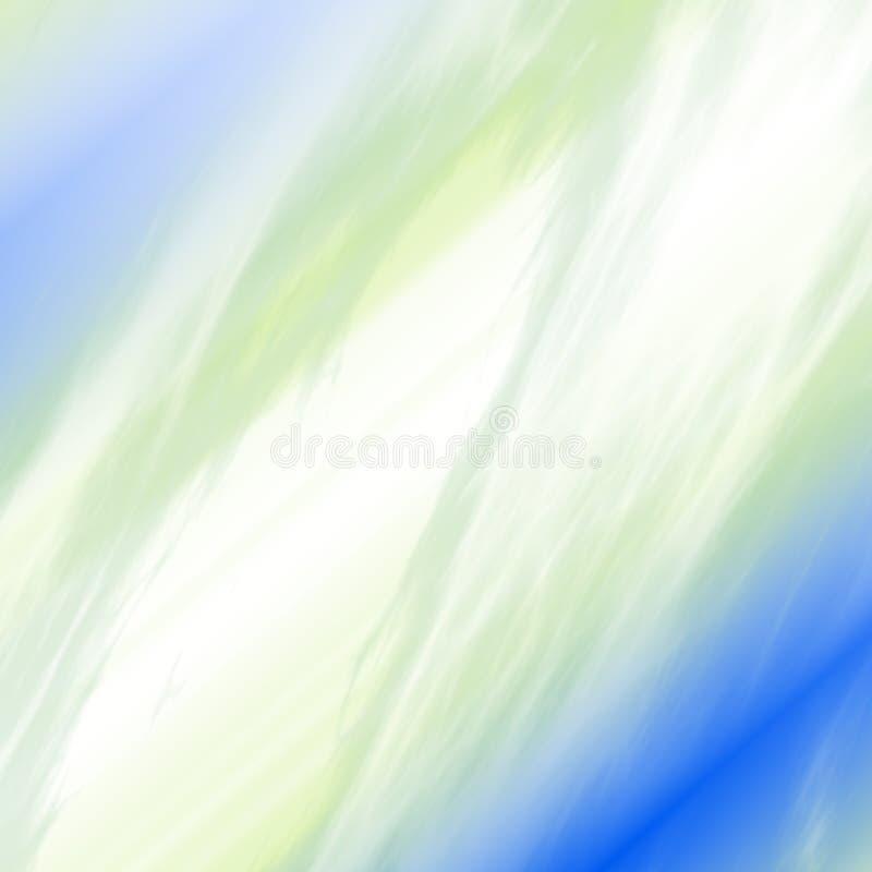 Fascio di energia illustrazione di stock