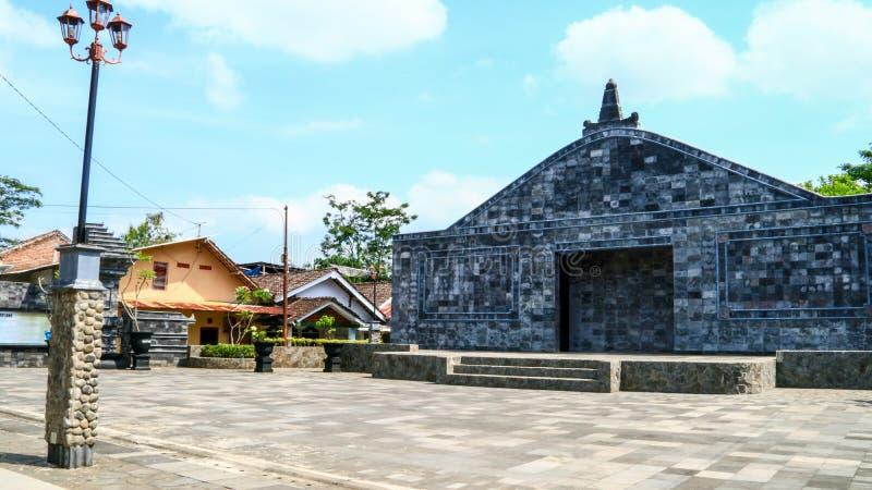 Fase aberta em Magelang fotografia de stock