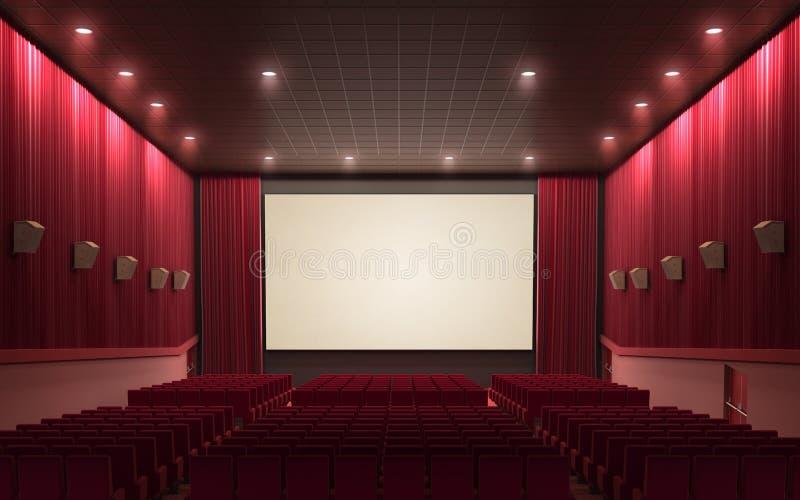 Fase del cinema royalty illustrazione gratis