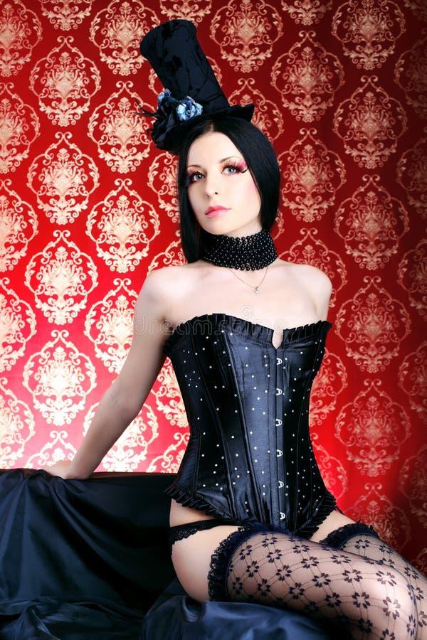 Download Fashion stock photo. Image of indoors, make, emotional - 17495784