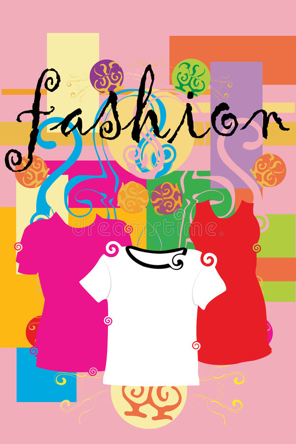 Download Fashion stock vector. Illustration of fashionable, drawing - 2324748
