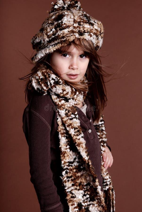 Download Fashion stock image. Image of portrait, female, cold, happy - 3993101