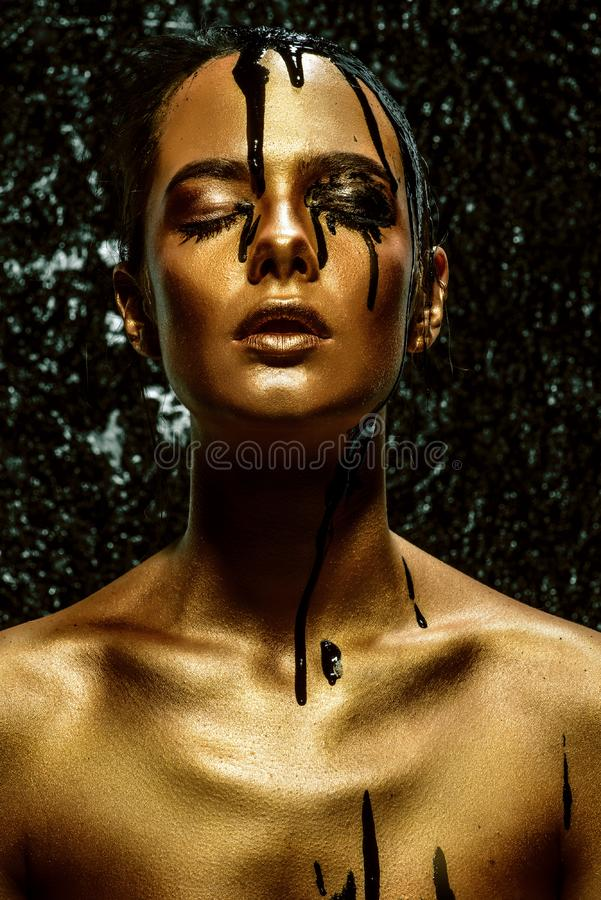 Fashion beauty concept royalty free stock images