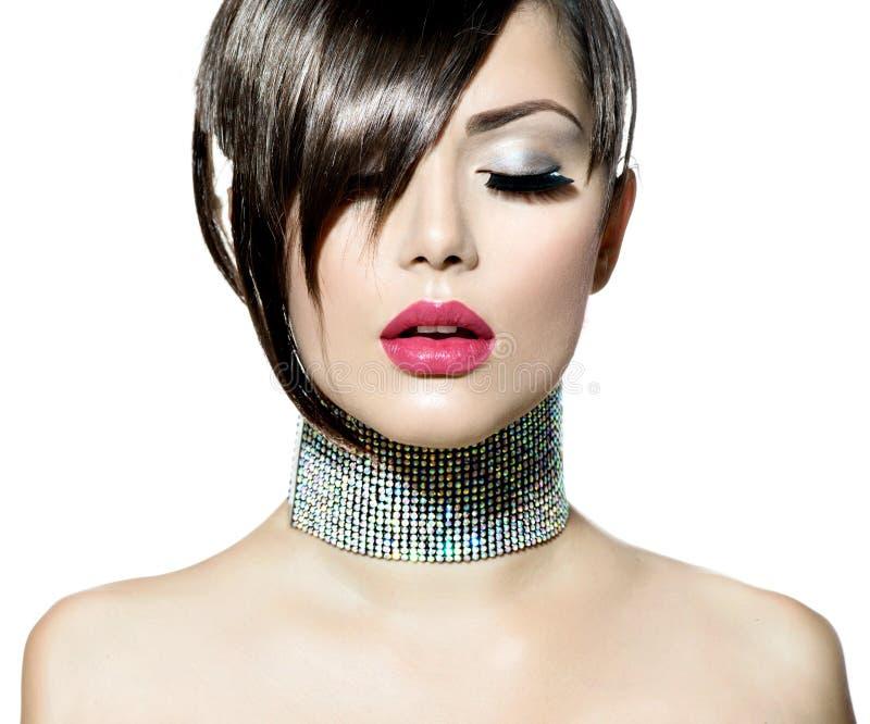 Fashion Beauty Girl stock photography