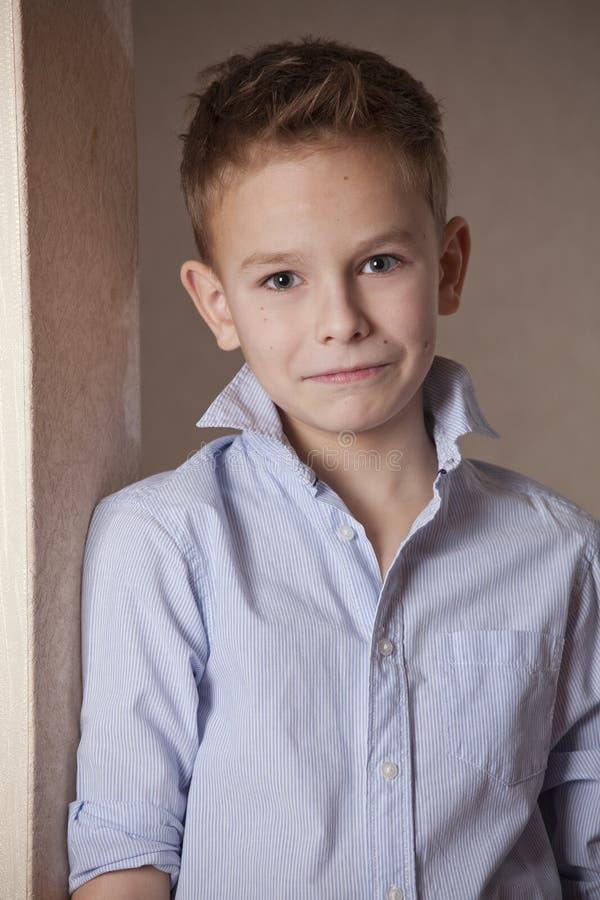 Download Fashion Boy stock photo. Image of shirt, childhood, cute - 28575208