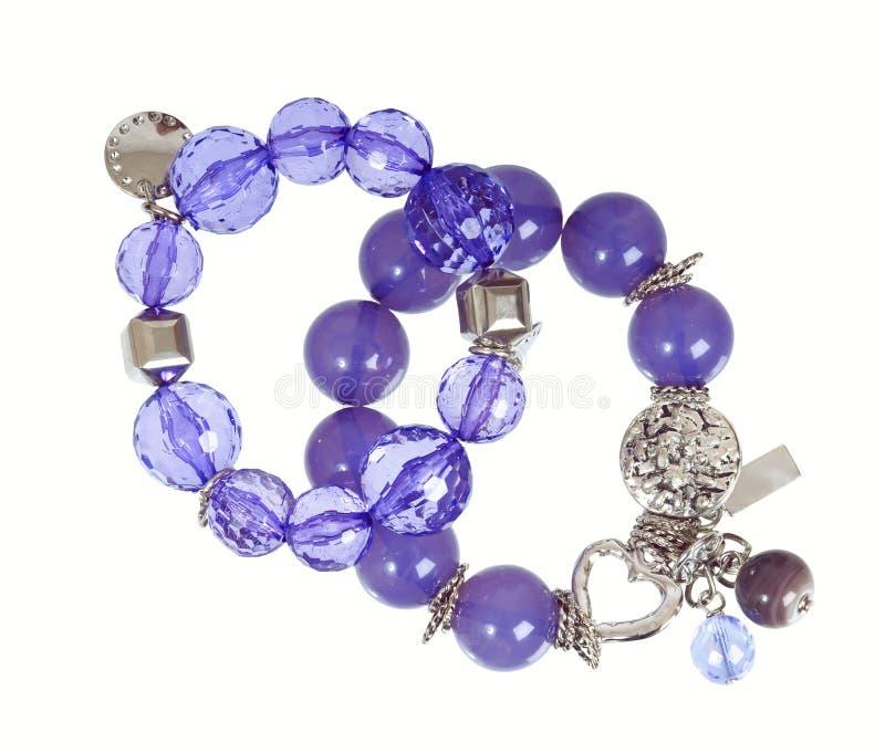 fashion bracelet i royalty free stock photos