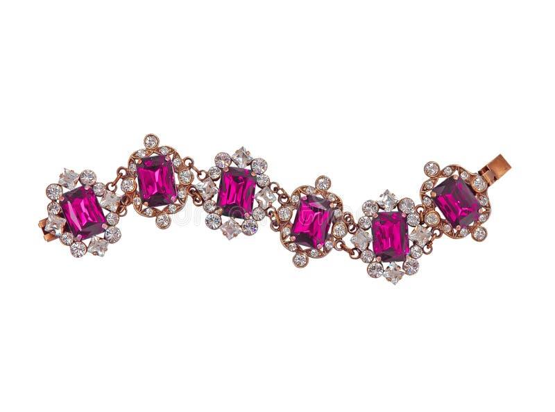Fashion bracelet royalty free stock photo