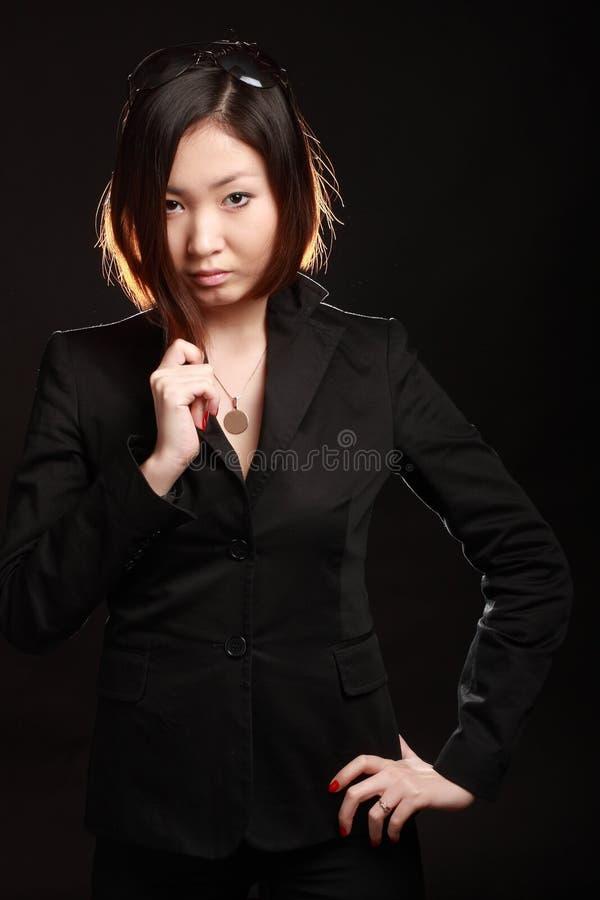 fashion business woman royalty free stock photo