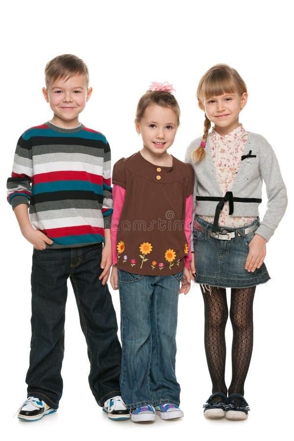 Fashion Children στοκ φωτογραφίες με δικαίωμα ελεύθερης χρήσης