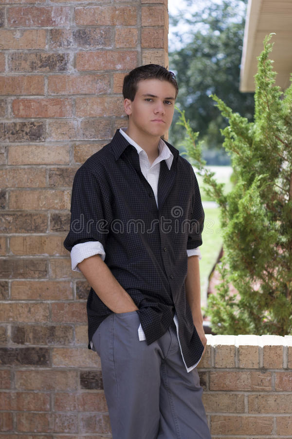 Download Fashion Conscious Young Man Stock Image - Image of modern, style: 26318575