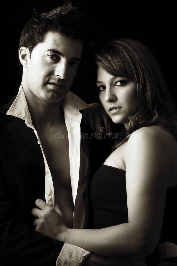 Download Fashion couple stock image. Image of fashionable, girl - 24462729