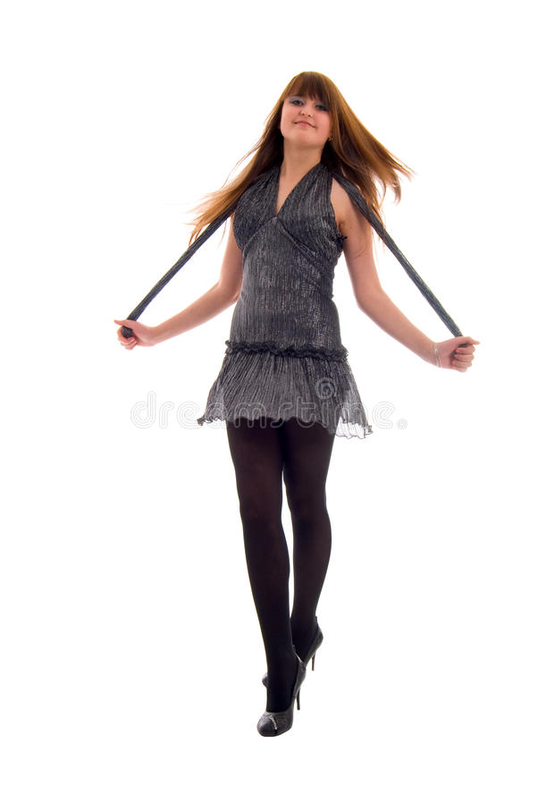 Download Fashion Cute Girl. stock image. Image of human, beautiful - 11303539