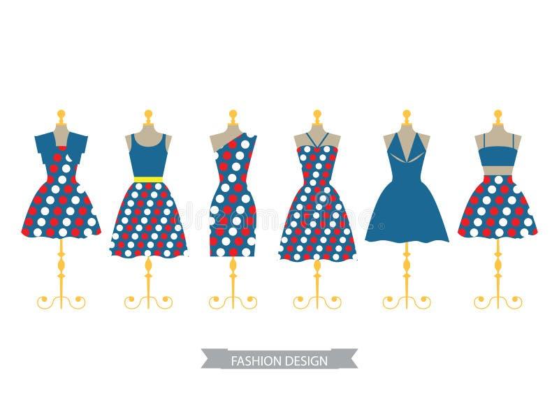 Fashion design royalty free stock photography