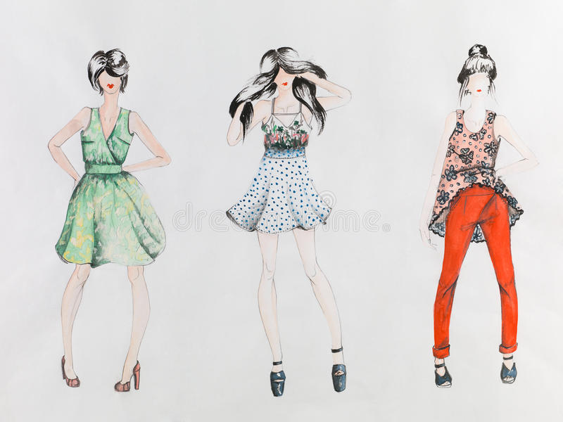 fashion designing essays There is also fashion design trend in china with the amend of traditional cheong-sam 1930-1939 was an important decade for the fashion design in reaction to the economic crisis, the patch-up skirts which represented saving appeared.