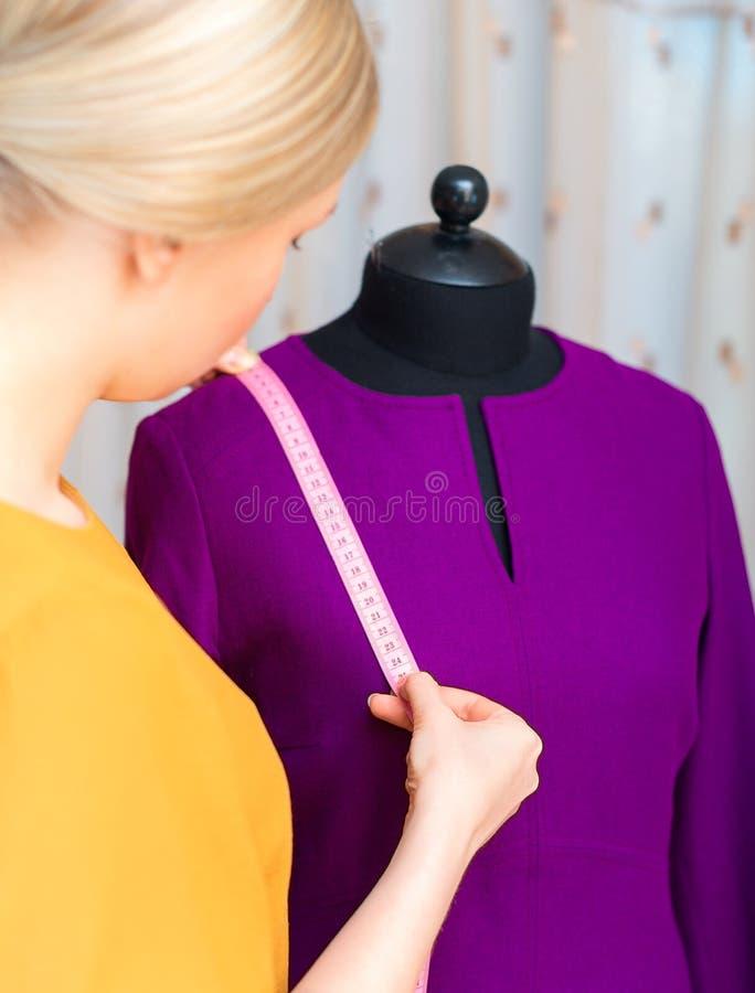 Fashion designer. stock image