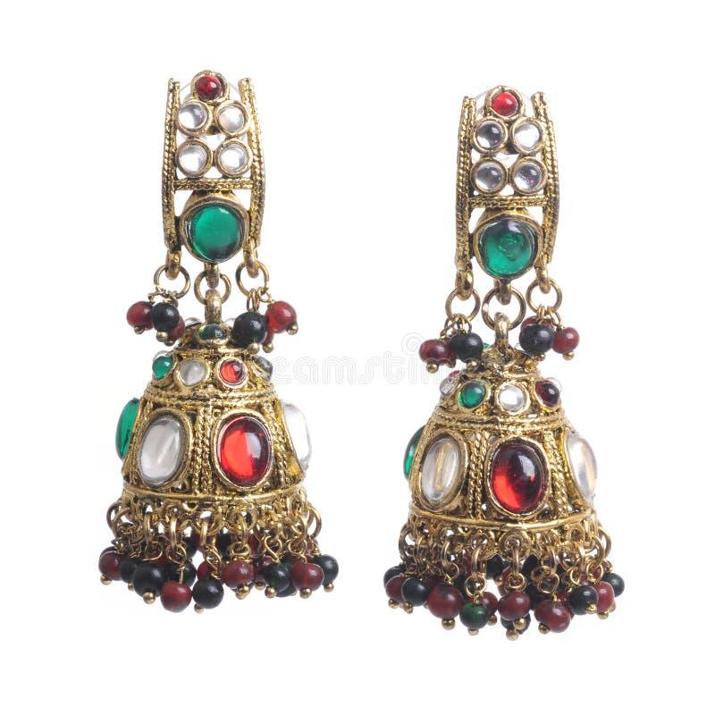 Download Fashion earrings stock photo. Image of design, closeup - 35168136