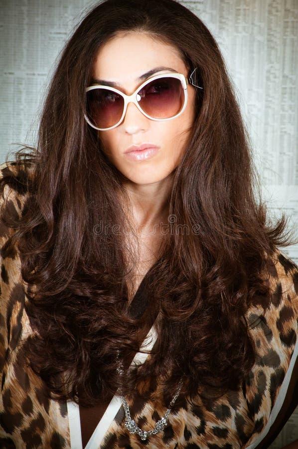Free Fashion Eighties Model Stock Photo - 22587370