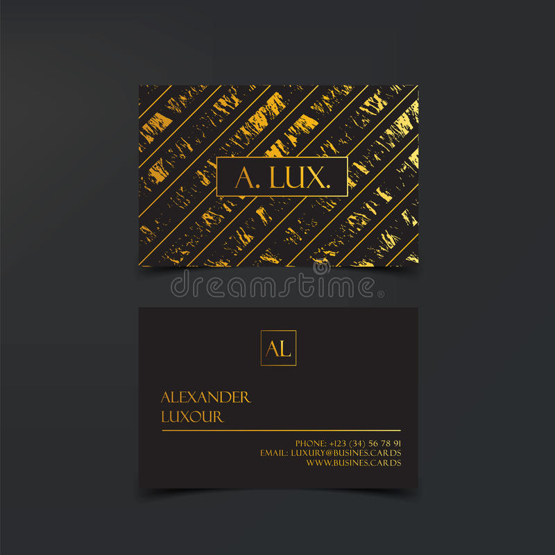 Fashion elegant black luxury business cards with marble texture and download fashion elegant black luxury business cards with marble texture and gold detail vector template reheart Images