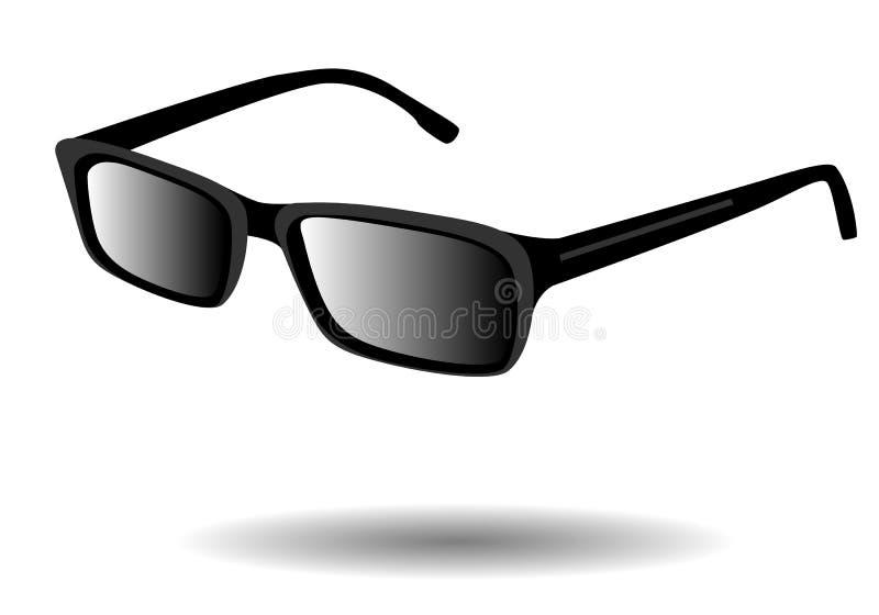 Eyeglass design stock illustration