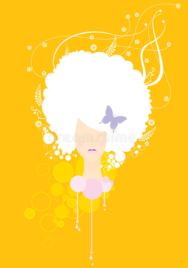 Download Fashion Girl stock vector. Image of style, clip, cool - 11129166