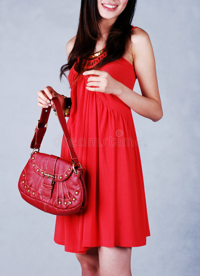 fashion girl zdjęcia royalty free