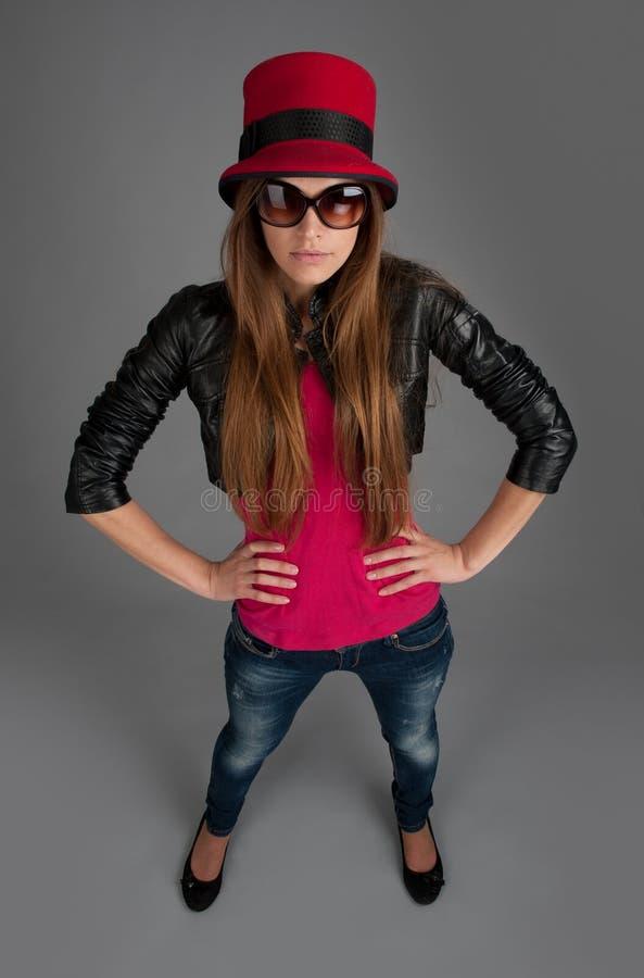 Free Fashion Girl Royalty Free Stock Photo - 24977745