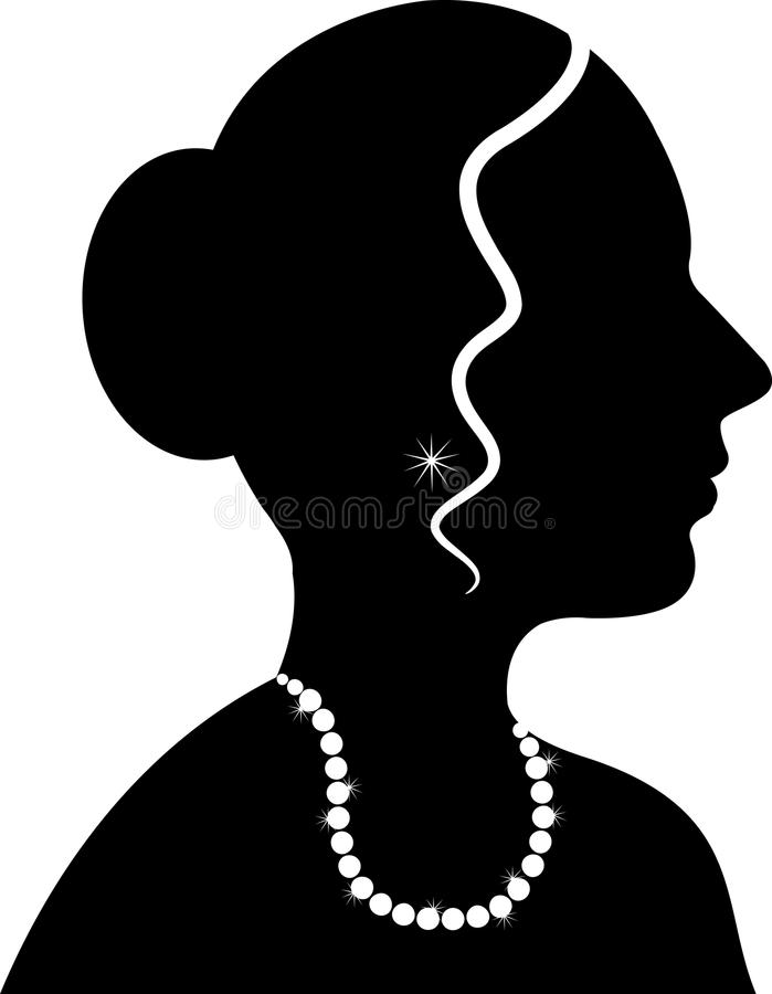 Download Fashion girl stock vector. Illustration of glamour, lips - 26422083