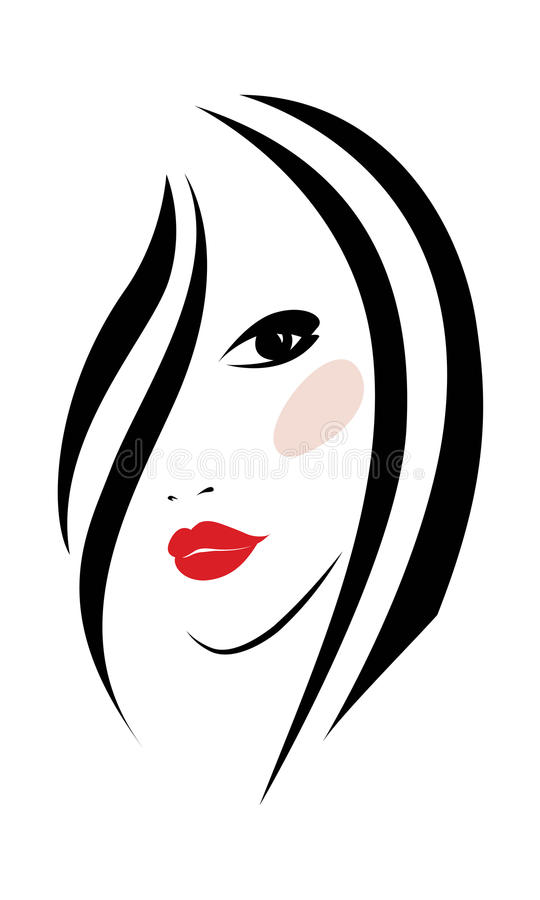Download Fashion girl stock vector. Image of image, fashion, icon - 38379295