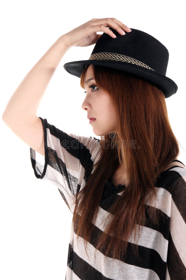 Download Fashion Girl. Stock Images - Image: 7524944