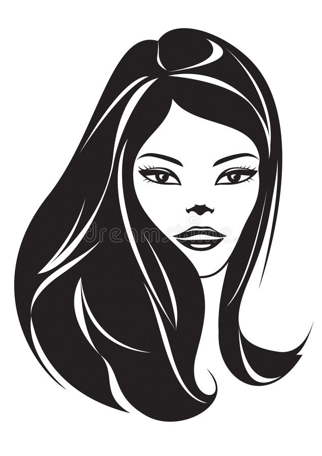 Download Fashion Girl With A New Hairstyle Royalty Free Stock Photos - Image: 23457948