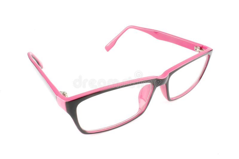 Fashion glasses royalty free stock images