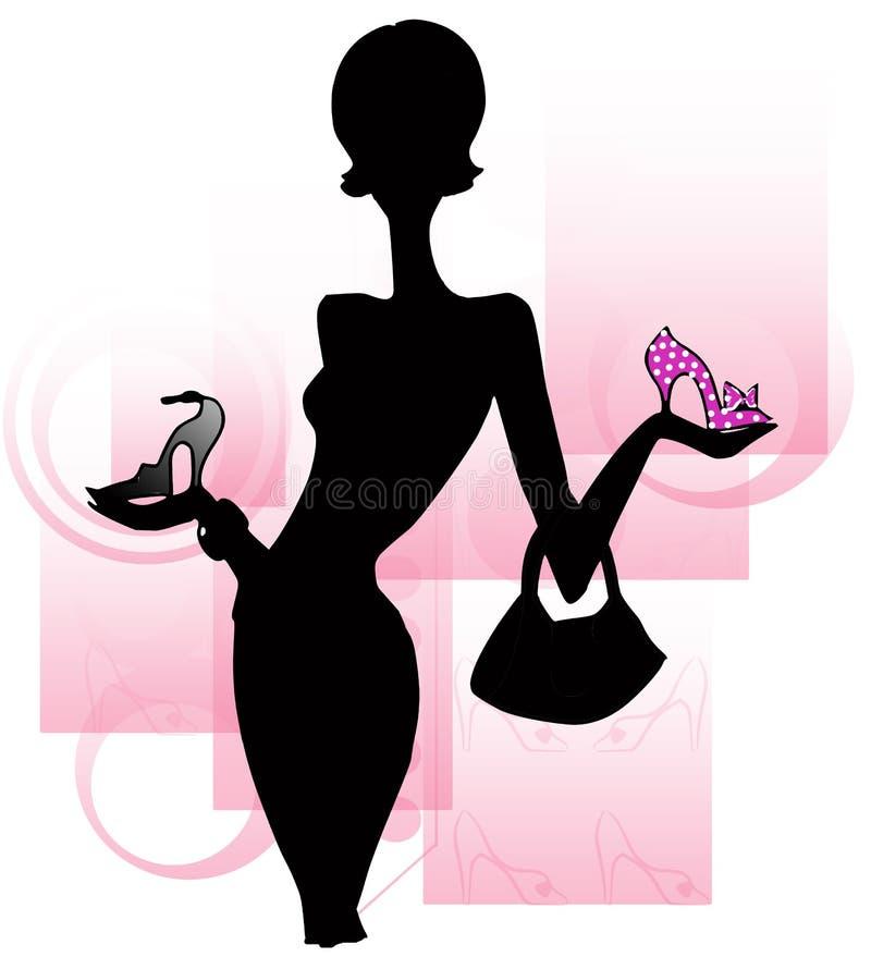 Free Fashion Illustration Royalty Free Stock Photos - 5644568