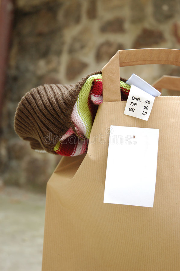 Free Fashion In The Bag Royalty Free Stock Photos - 3030328