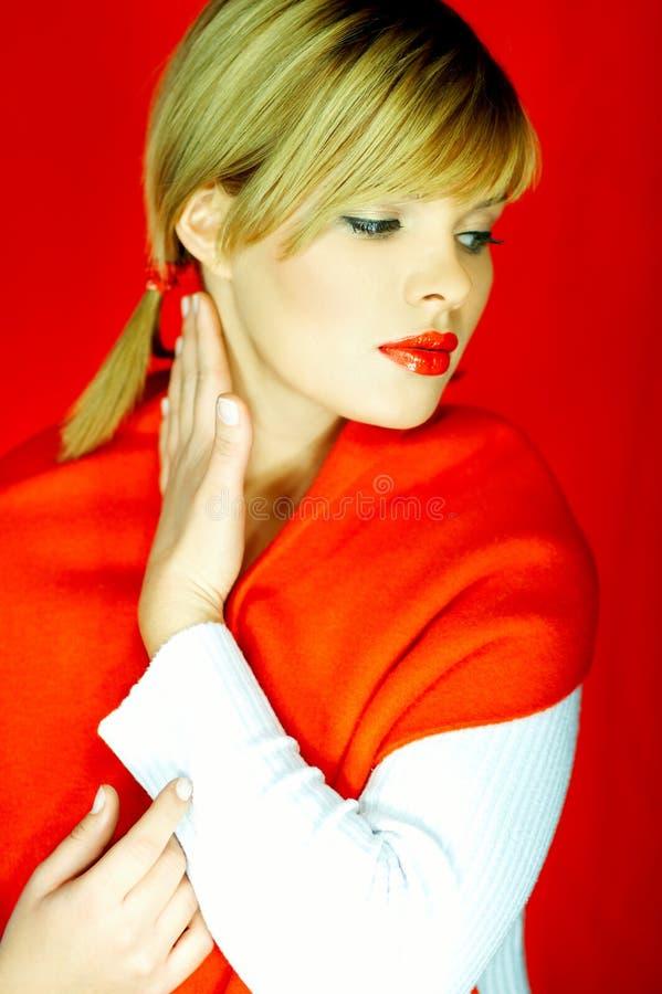 Fashion Lady stock images