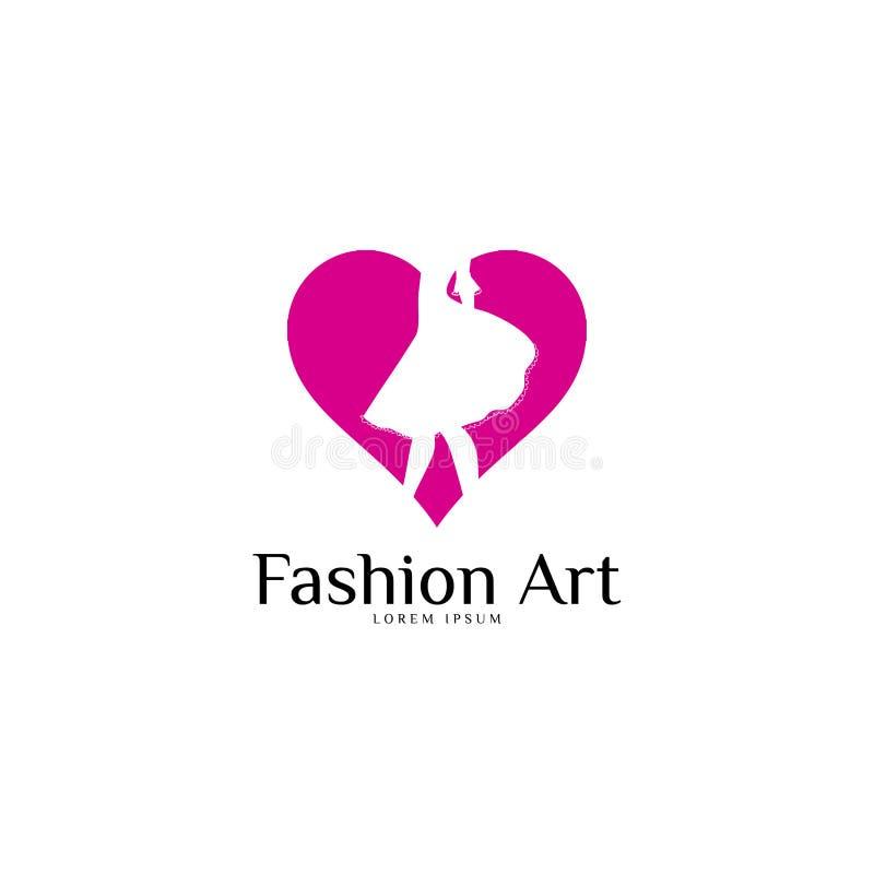 Fashion Logo Vector Art. Template. Business. Fashion Logo Vector Art. Template for Business. Logo Set. Abstract Logo stock illustration