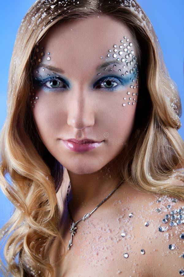 Fashion look makeup