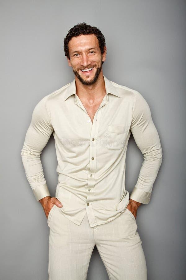 Fashion Male stock photo