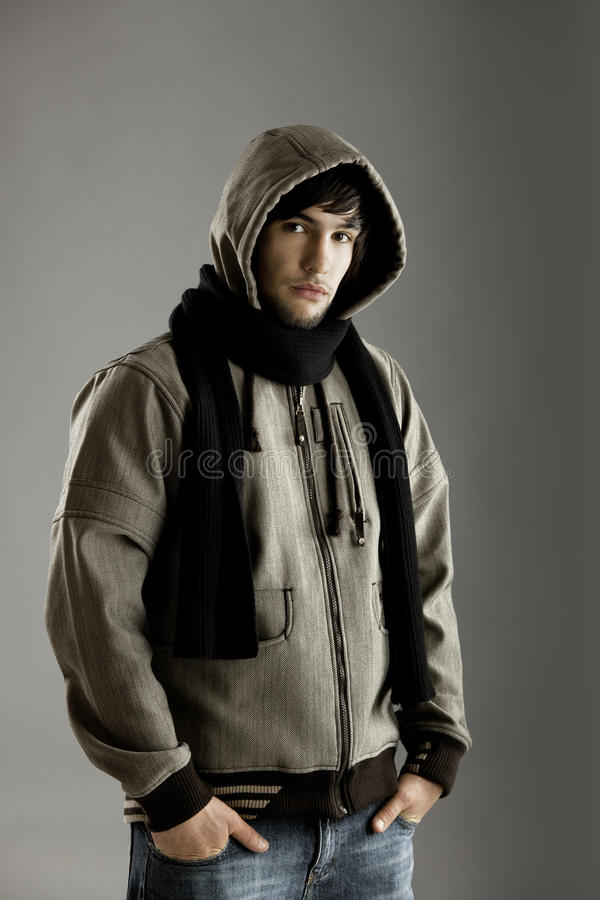 Fashion Man stock photography