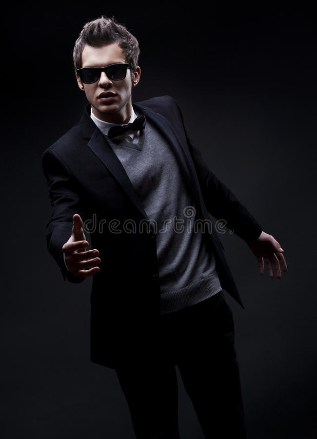 Download Fashion man stock photo. Image of young, well, contemporary - 12685582