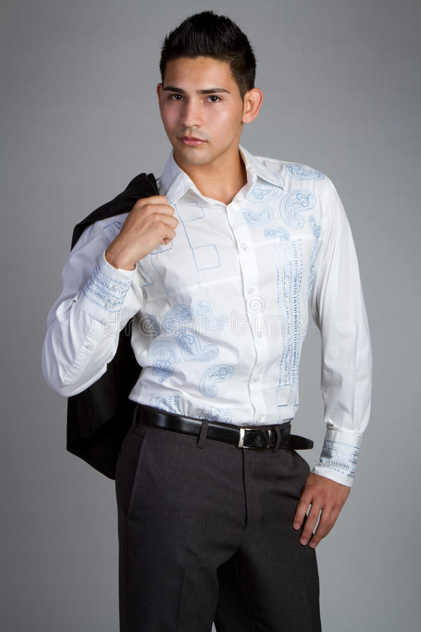 Fashion Man Royalty Free Stock Images
