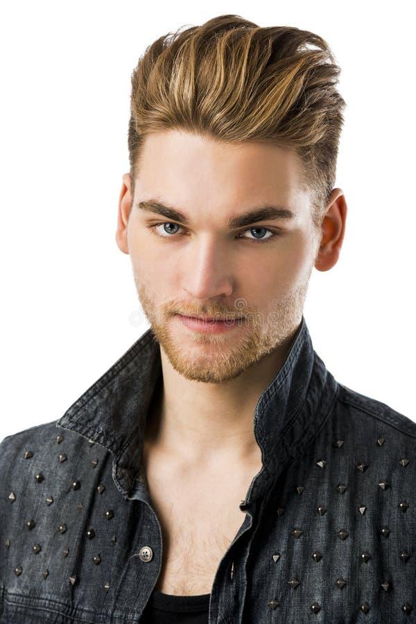 fashion man young στοκ εικόνα